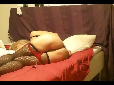 Asleep party slut fucked atop go out of business cam