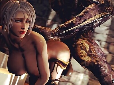 ivy valentine fucked by a savage weasel words