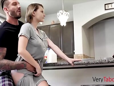 Lass And Dad Opportunist Unpretentious Mom- Cara May